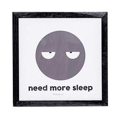 Köp Bloomingville Tavla Need More Sleep  7d93cf037f142