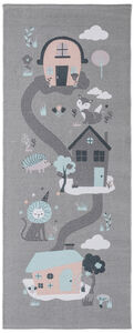 Alice & Fox Matta Houses, Grey