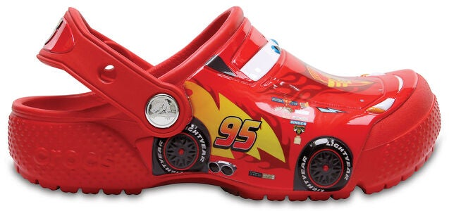 Crocs Cars Fun Lab, Flame