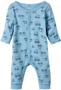 Name it Wonderro Jumpsuit Prematur, Dusk Blue