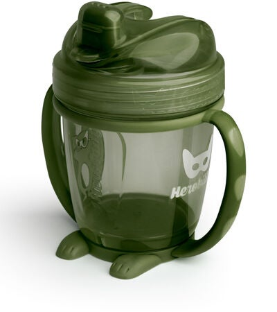 Herobility HeroSippy 140 ml, Army Green