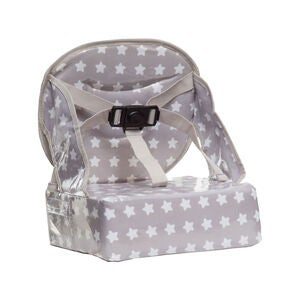 Baby to love Sittkudde Easy Up - On-the-go , White Stars