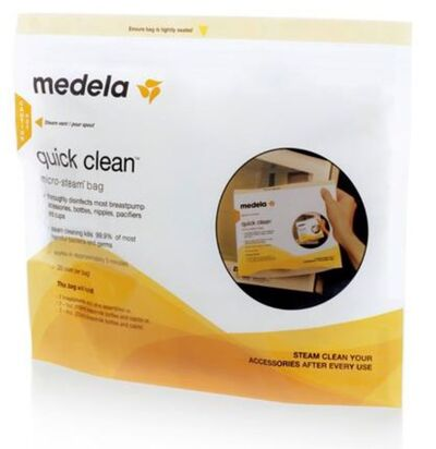 Medela Quick Clean 5-pack