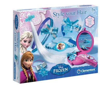 Disney Frozen Hårstyling Set