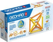 Geomag Byggsats Classic Green Line 24
