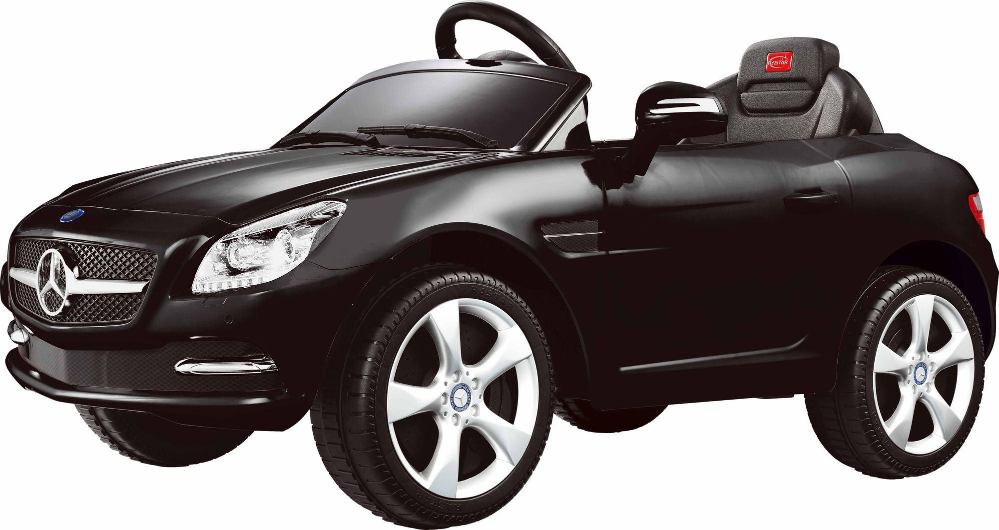 Mercedes Benz SLK Elbil Svart