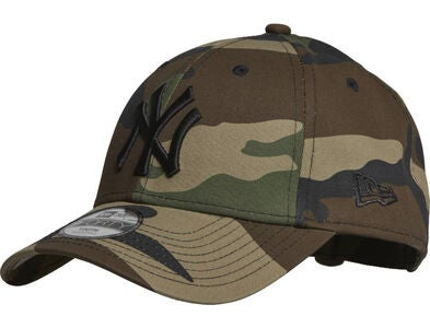New Era 9Forty Kids Keps Essential 940, Woodland Camo