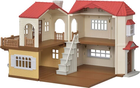 Sylvanian Families Lekset Red Roof Country Home