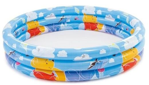 Intex Pool Nalle Puh 3-ring 147 Cm