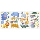 RoomMates Wallstickers Jungle Adventure