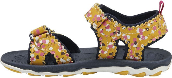Hummel Sport Flowers Jr Sandal, Golden Rod