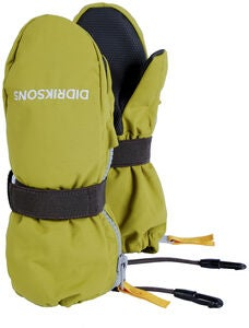 Didriksons Biggles Zip Vante, Seagrass Green