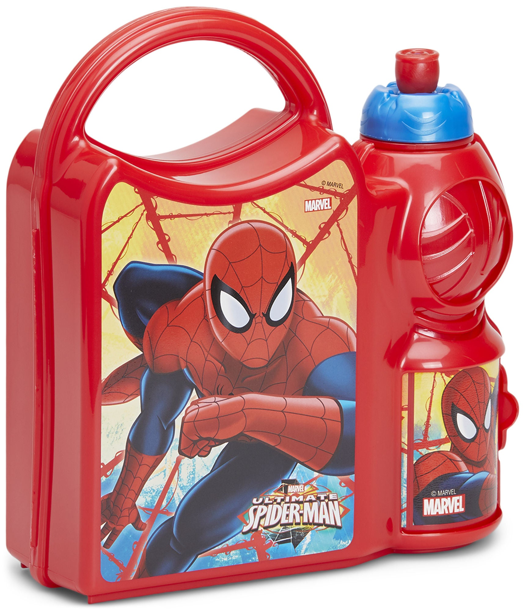 Marvel Spider Man Combo Lunchset Marvel Spider Man