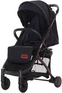 Keenz Air Plus 2.0 Sulky, Svart