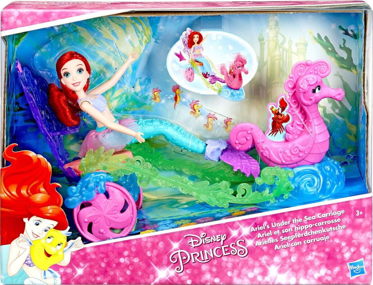 Köp Disney Princess Ariel med Vagn  d61c24db62f09