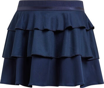 Adidas Girls Frill Kjol, Navy
