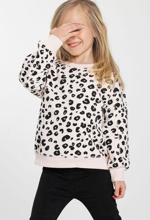 Köp Luca & Lola Bedda Tröja, Leopard   Jollyroom