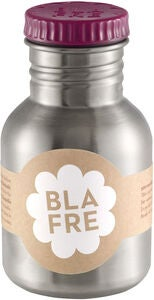 Blafre Stålflaska 300 ml, Red plum