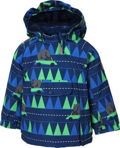 Color Kids Raidoni Mini Jacka, Estate Blue