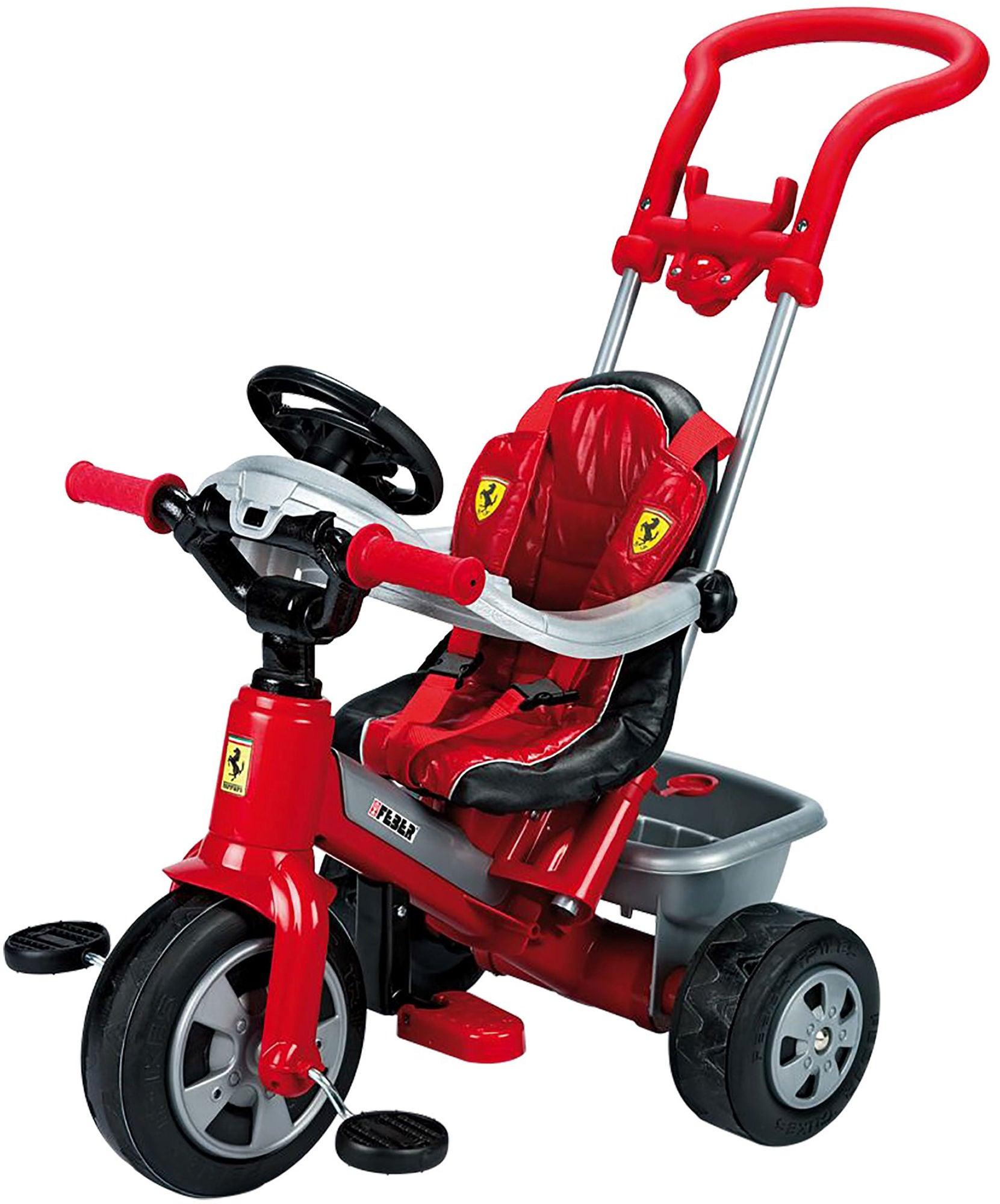 Feber Trehjuling Trike Ferrari