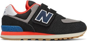 New Balance 574 Sneaker, Black