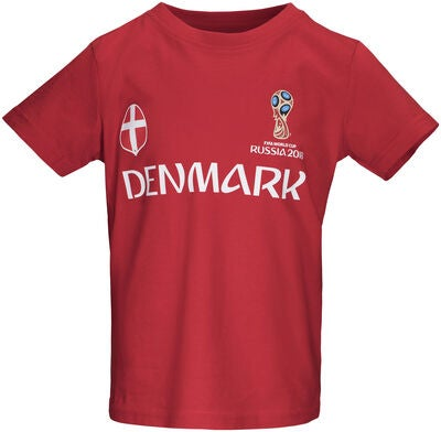 FIFA World Cup 2018 Denmark T-shirt