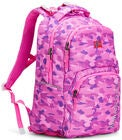 Pure Norway Free Waterproof Ryggsäck, Camouflage Rosa