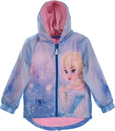 outlet store e3e60 a0d2a Disney Frozen Jacka Fleece, Blå