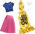 Barbie Fashions Kläder Polka Dots 2-pack