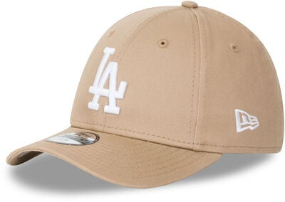 New Era League Essential 9FORTY KIDS LOS Keps, Camel/Optic White