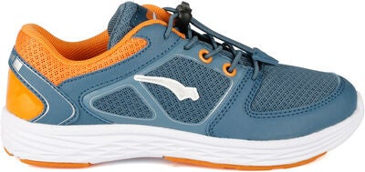 Bagheera Racer Sneaker, Navy/Orange