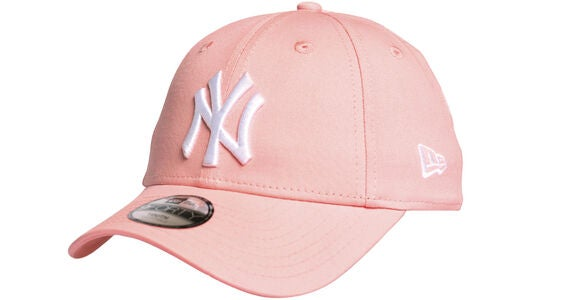 New Era 9Forty Kids League Essential Keps, Pink