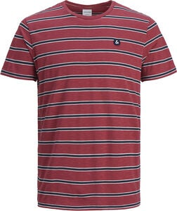 Jack & Jones Stanford T-Shirt, Brick Red