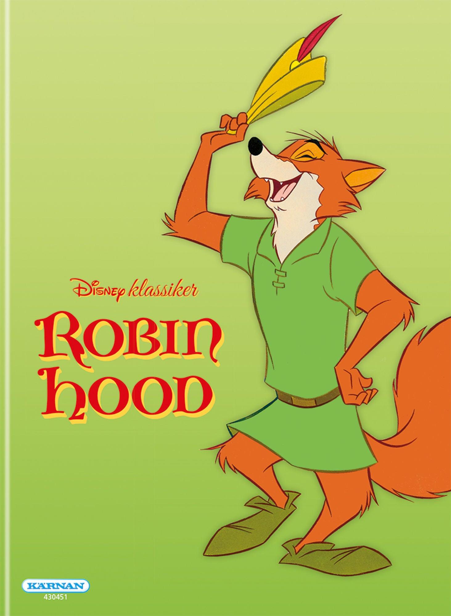Egmont Kärnan Kärnan Bok Robin Hood