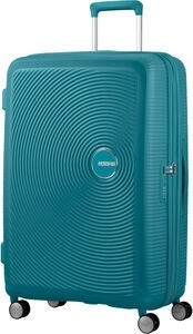 American Tourister Soundbox Spinner Resväska 97L, Jade Green