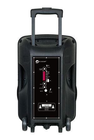 N-Gear The Flash 1205 Karaokemaskin