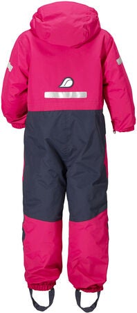 Didriksons Tysse Overall, Warm Cerise
