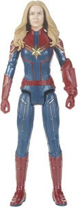 Marvel Avengers Titan Hero Power Figur Captain Marvel FX 2.0 30 cm