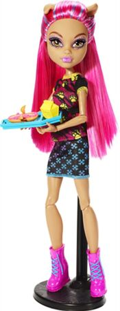 Monster High Docka Creepateria Howleen Wolf
