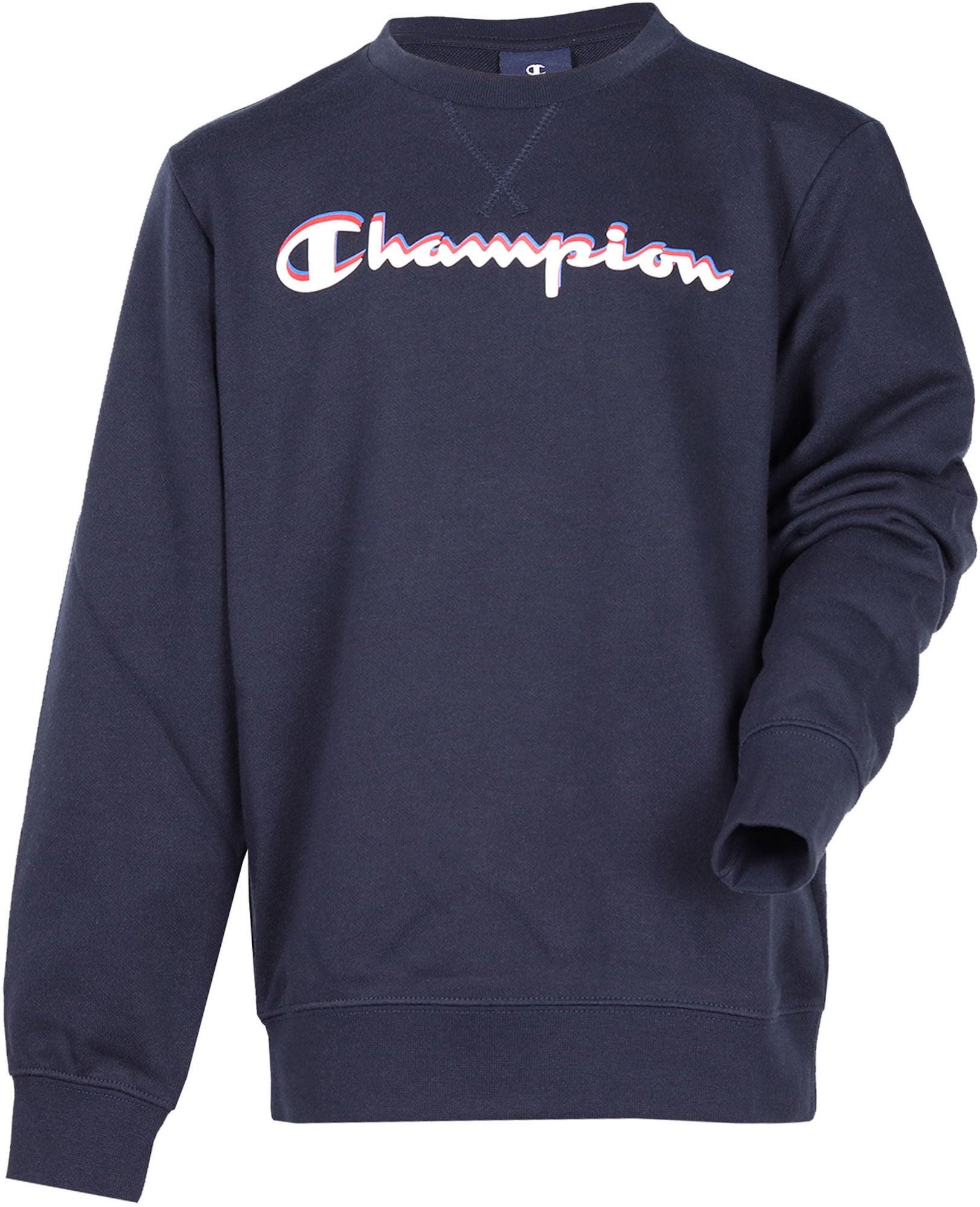 Champion Crewneck Sweat W collegetröja Sky Captain Köp