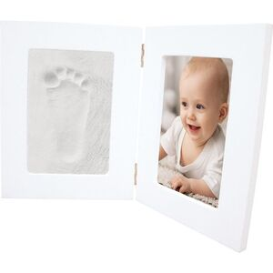 Dooky Happy Hands Double Frame, White