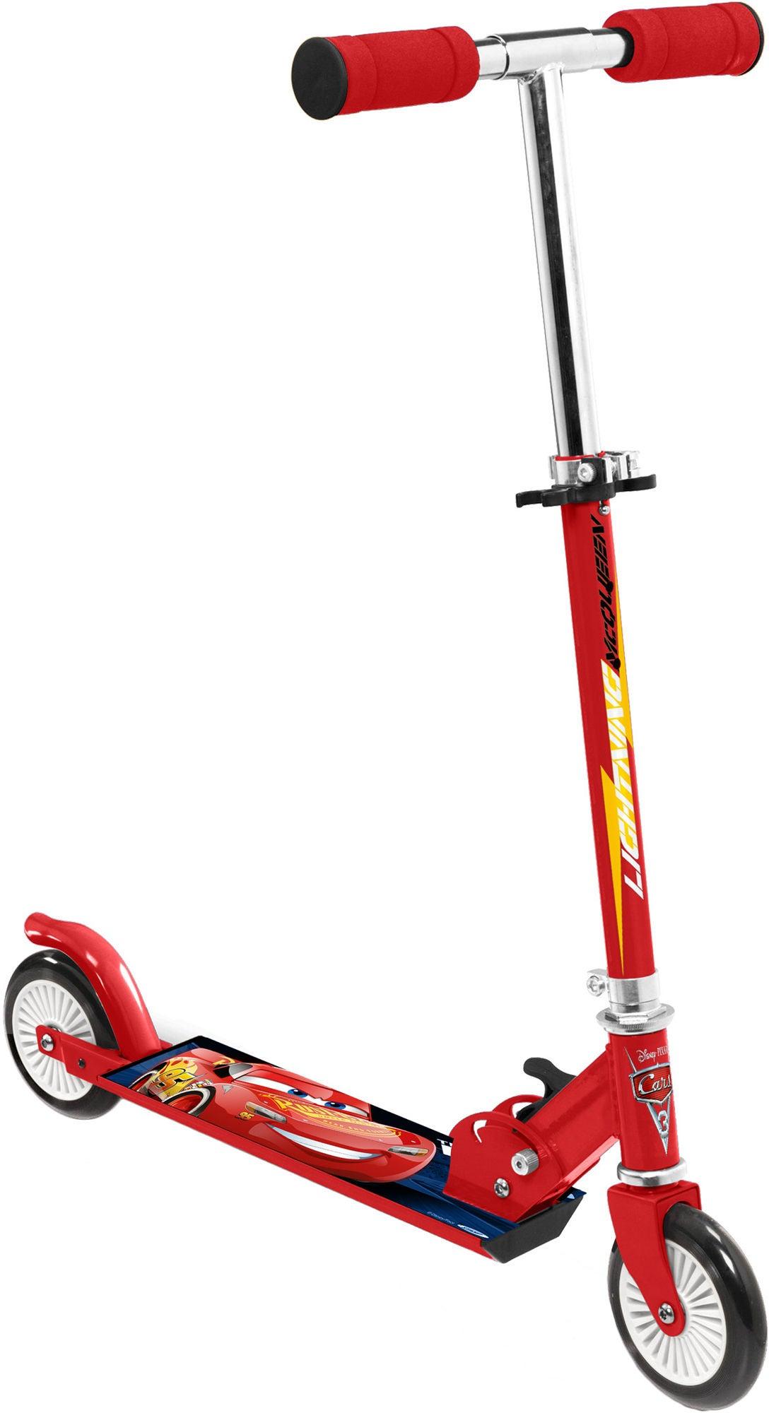Disney Cars 3 Sparkcykel, Röd
