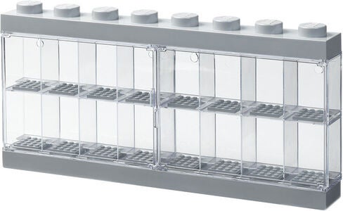 LEGO Displaybox 16, Grey
