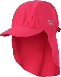 Reima Turtle Solhatt, Neon Red
