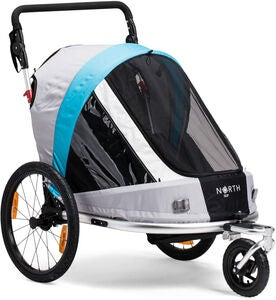 North 13.5 Rapider Cykelvagn, Blue