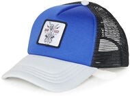 Jack & Jones Skull Trucker Keps, Victoria Blue
