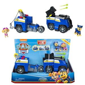Paw Patrol Split Second Fordon Chase
