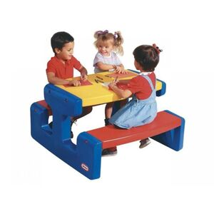 Little Tikes Picknickbord Primary