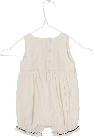 Mini A Ture Bjanka Jumpsuit, Antique White