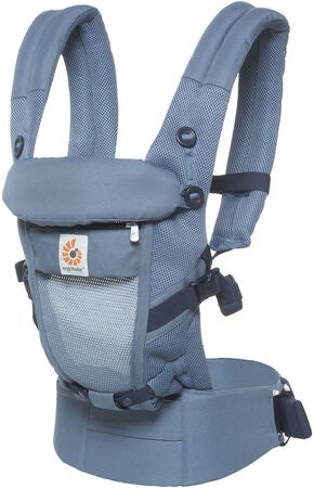 Ergobaby Adapt Cool Air Mesh Bärsele, Oxford Blue